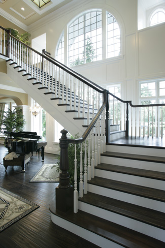 The Grand Staircase Dominates The Great Hall, Which Is Filled With Natural  Light.